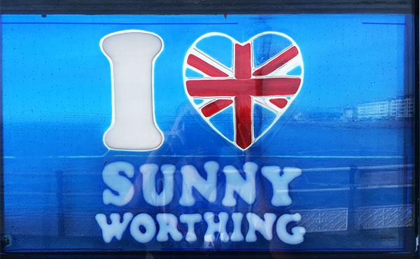 Sunny Worthing Awards
